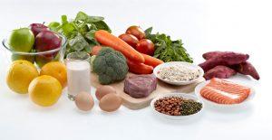 Makanan rendah kolesterol