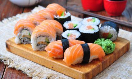 Sejarah Makanan Khas Jepang Sushi