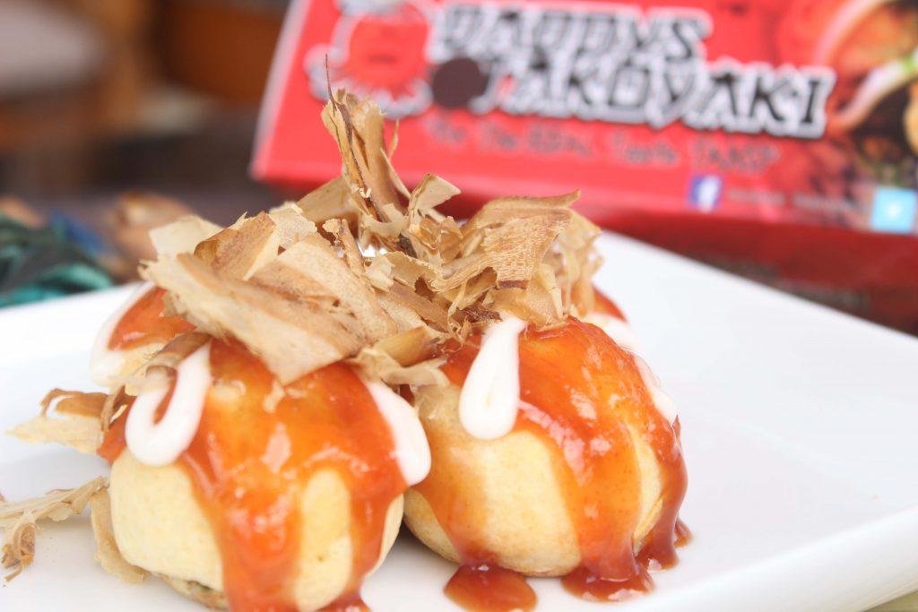 cemilan takoyaki jepang terenak di jakarta