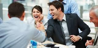 meningkatkan hubungan dengan rekan kerja