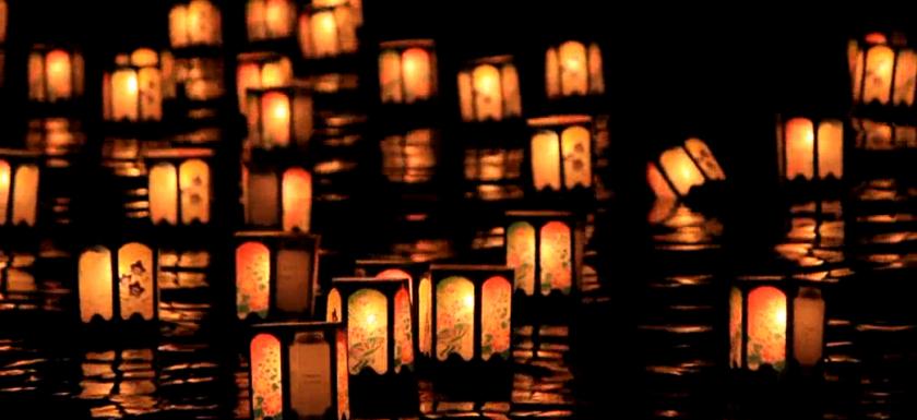 Sejarah Lampion Tradisional Jepang