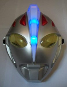 Topeng Ultraman