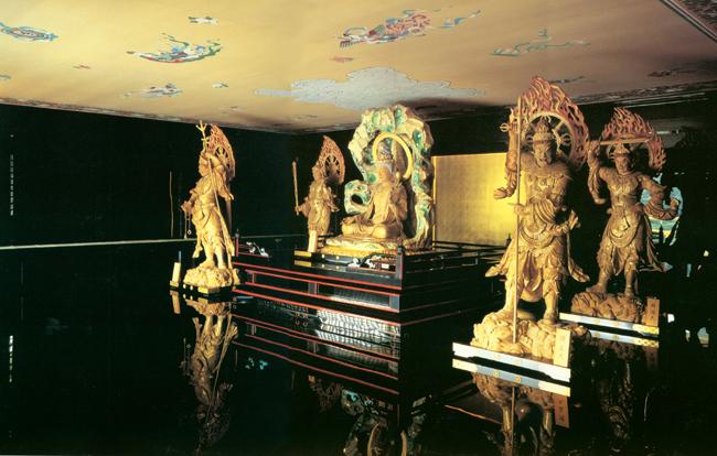 Lantai Kedua Kuil Kinkakuji