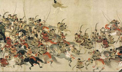 Periode Kamakura dan Awal Muromachi (Ashikaga)
