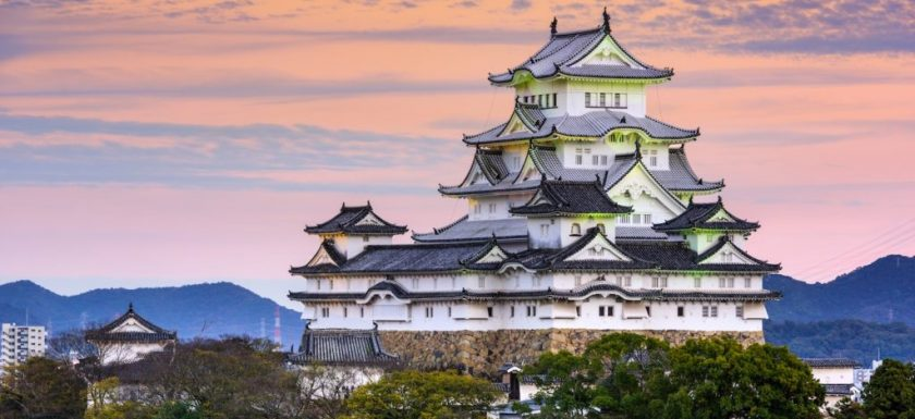 Kastil Himeji Jepang, Kastil Terhebat Di Zamannya