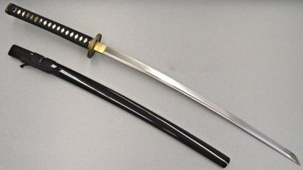 Katana Jepang, Pedang Terbaik Dalam Sejarah Militer Dunia